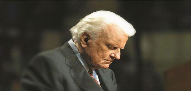 The Rev. Billy Graham, Spiritual Adviser to Presidents, Dies at 99…