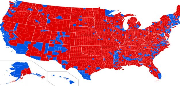 2016_Election_Map_by_Counties