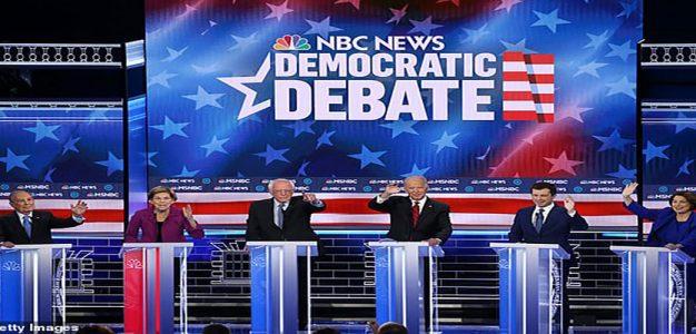 2020_Democratic_Debate_Nevada_GettyImages