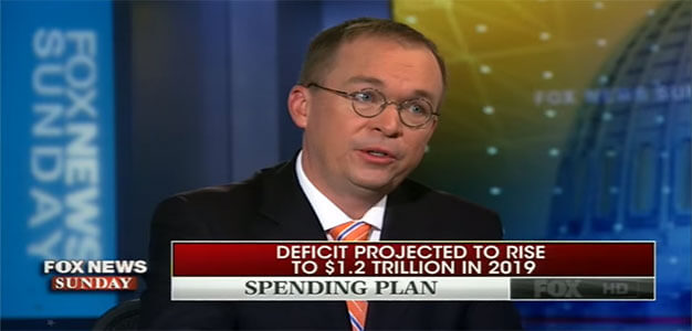 OMB Director Mick Mulvaney Interview on Spending Bill and 2019 Proposed Budget…