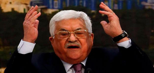 Abbas Alarming Cry of Despair…
