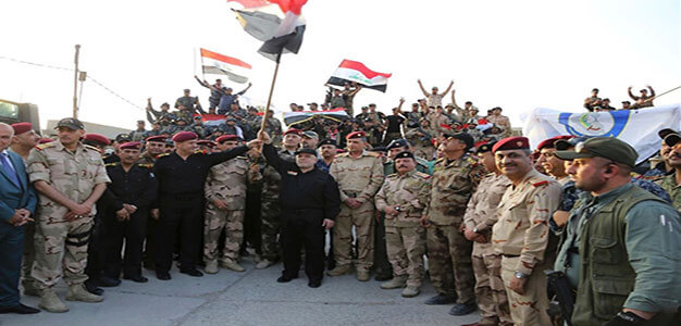 U.S.-Led Coalition Says Iraqi Forces Have Retaken ALL of Mosul from Islamic State…