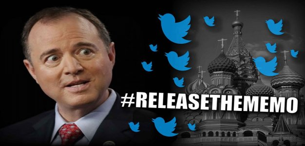 CONFIRMED: Democrat Schiff Is a Putz…Refuses to Work with FBI to Revise Memo…