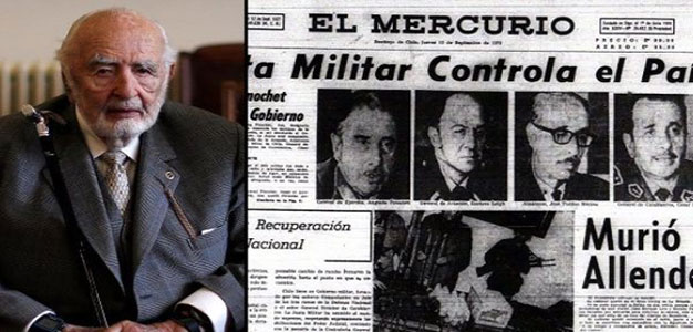 National Security Archives: Chilean Media Mogul Worked with Nixon Administration in Military Coup…