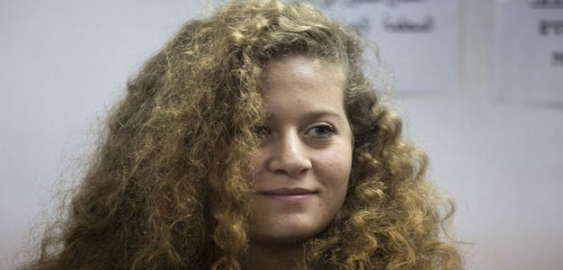 Ahed Tamimi and Her Mother Released After Eight Months in Israeli Prison…