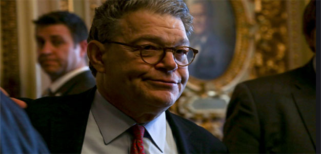 Another Day, Another Woman Accuses Franken of Groping Her…