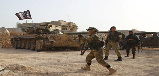Rebel Factions in Southern Syria Reject Ceasefire Deal…