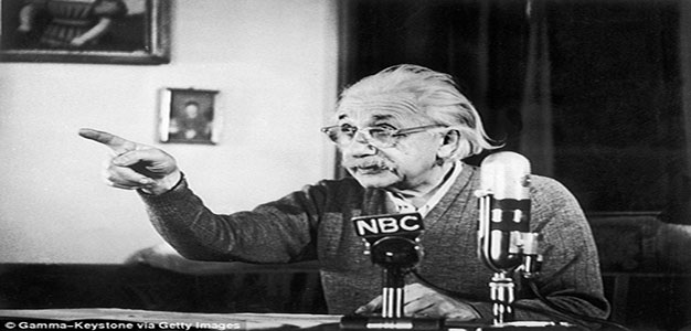 Was Einstein a Racist?…
