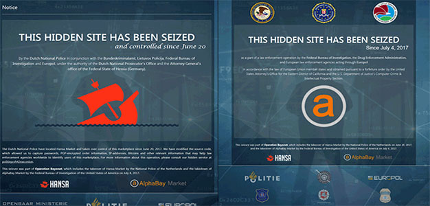 Feds Seize AlphaBay and Hansa Markets in Major Dark-Web Bust…