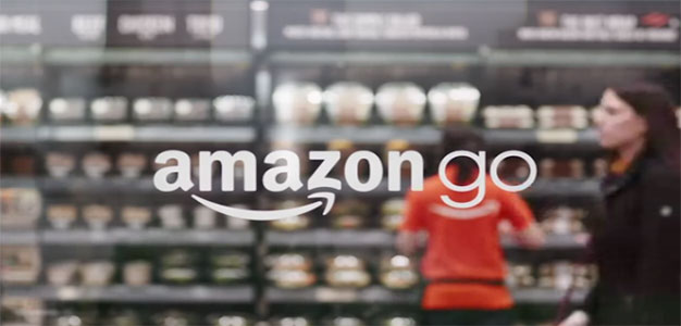 """Amazon Says it's """"Almost Ready"""" to Get 1,000s of Grocery Store Cashiers Fired…"""
