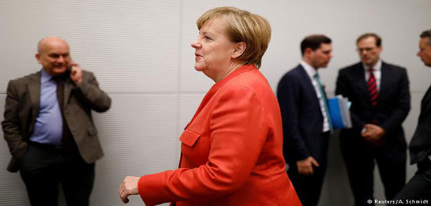 German Coalition Talks Collapse: Merkel Prefers Fresh Elections Over Minority Government…