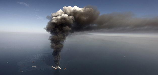 Trump Revokes Obama's Response to BP Oil Spill…