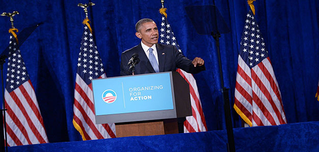 Obama's Organizing for Action Releases Midterm Hit List…