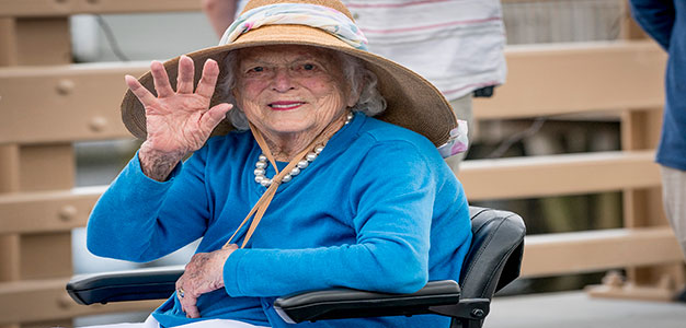 Barbara Bush Dies at 92…