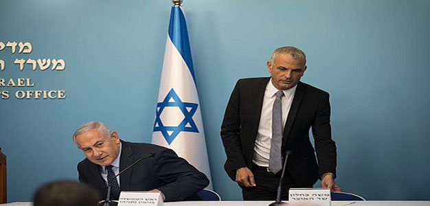 Netanyahu Said to Tell Ministers He May Not Be Able to Hold Coalition Together…