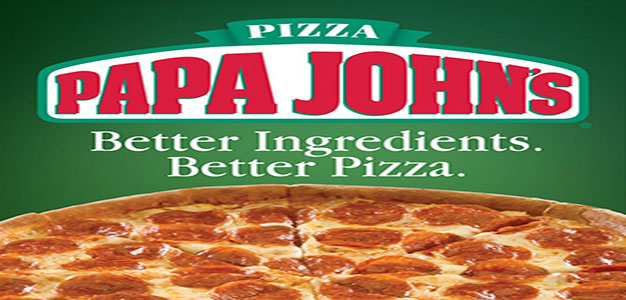 New Democratic Slogan Is Reminiscent Of Papa John's Pizza…