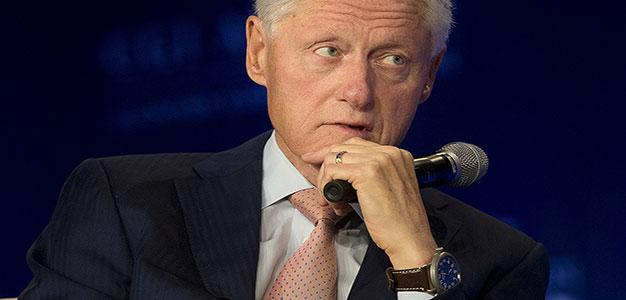 Former Pres Bill Clinton