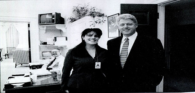 Hillary Clinton: 49-Year-Old President Bill Clinton's Affair with 22-Year-Old Intern Monica Lewinsky Wasn't an Abuse of Power Because 'She was an adult'…