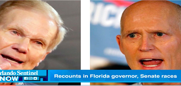 Yes, Democrats Are Trying To Steal The Election In Florida…Oh, and Arizona Too, But Nobody Seems to Care…