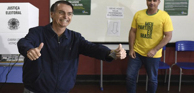 Brazil's Bolsonaro-Led Far Right Wins a Victory Far More Sweeping and Dangerous Than Anyone Predicted. Its Lessons Are Global…
