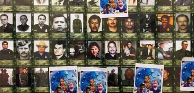 Border_Patrol_Hall_of_fallen_agents_defaced