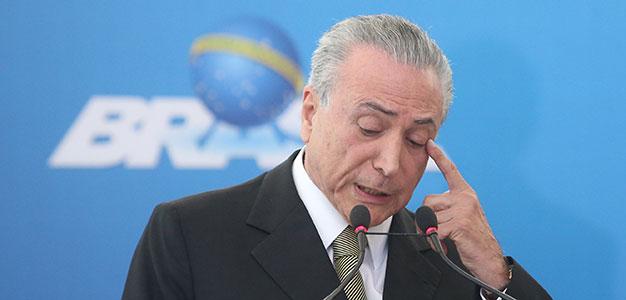 Brazil's Michel Temer