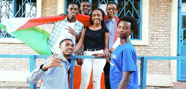 Entire Burundi Team 'Goes Missing' After U.S. Robotics Competition…