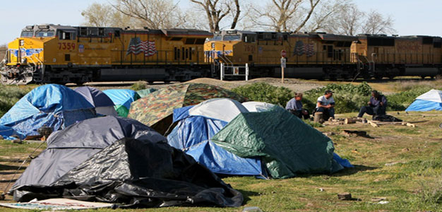 California_Homeless_Camp