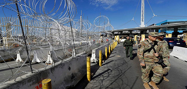 Guardsman Charged with Smuggling Migrants into U.S….