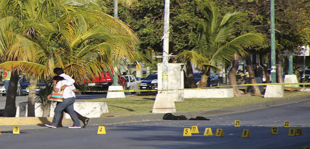 Streets of Cancun Run Red with 14 Murders in 36 Hours…