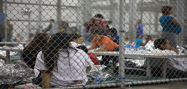 DHS Requests Room for Up to 20,000 Unaccompanied Minors on Military Bases…