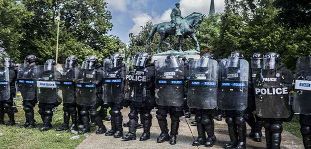 Rep. Dana Rohrabacher: Charlottesville Protests a 'Setup'…