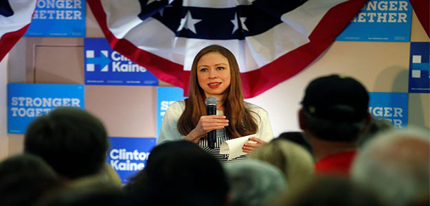 'Never Chelsea' Movement Grows Among Liberal Activists…