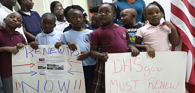 Homeland Security Ends Protected Status for Haitians…