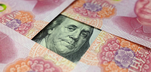 Chinese Yuan and U.S. Dollar