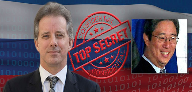 Questions Grow About FBI Vetting of Christopher Steele's Russia Expertise…