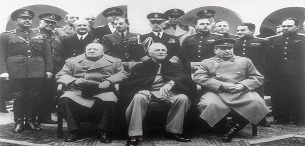Stalin 'planned to send a million troops to stop Hitler if Britain and France agreed pact'…