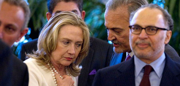 Deleted Official Report Says Saudi Key Funder of Hillary Clinton Campaign…