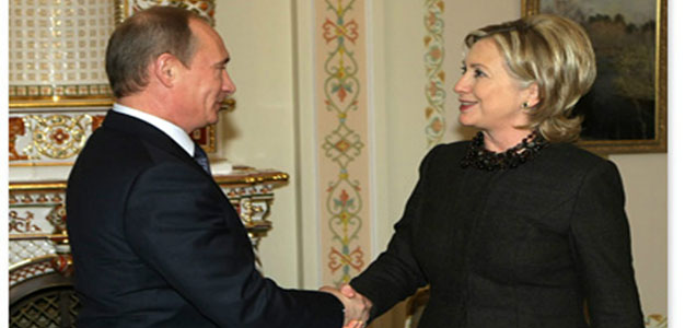 Emails: Hillary Clinton Invited Putin to Clinton Foundation Gala…