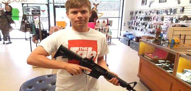 That Story about a 20-Year-Old Who Said He Was 'able to buy' an AR-15 in 5 Minutes with No ID Is an Outright Lie…