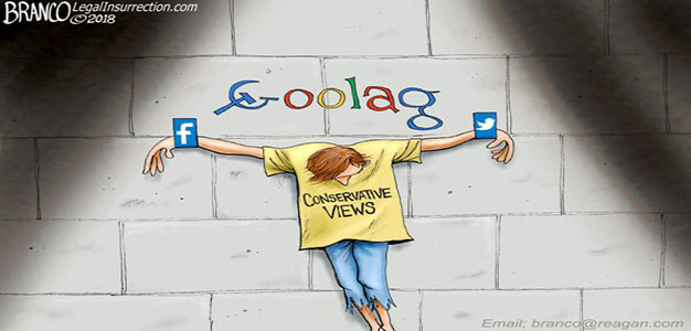 'THE GOOD CENSOR': Leaked Google Briefing Admits Abandonment of Free Speech for 'Safety And Civility'…