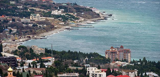 Dear President Trump: Russian Sovereignty Over Crimea 'UNDISPUTED'…