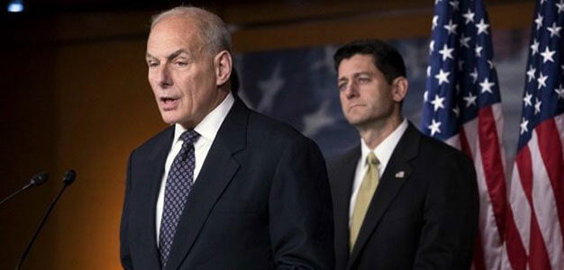 Speaker Ryan Squeezes 15,000 Extra H-2B Workers From DHS Chief John Kelly…