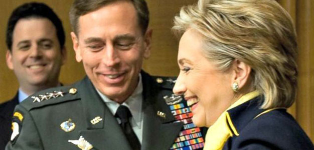 David-Petraeus-L-and-Hillary-Clinton_Getty-Images