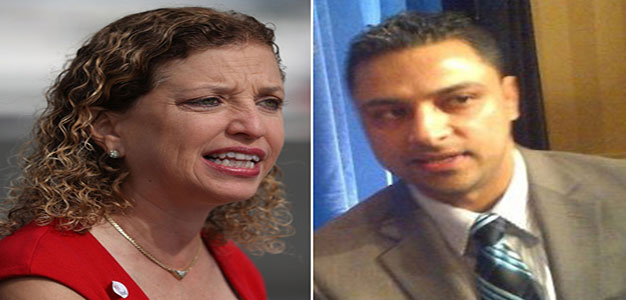 The IT Guy and Wasserman Schultz…