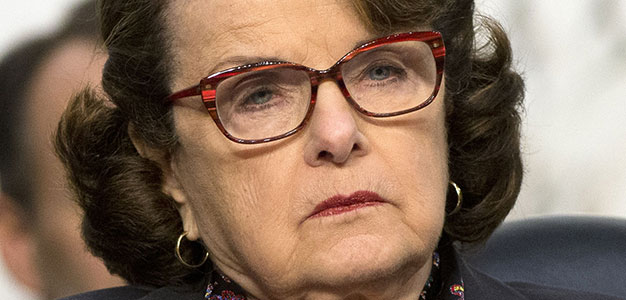 Diane Feinstein_The Intercept