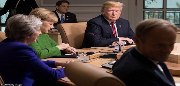 Canada, EU and Germany Signal Compliance with President Trump Trade Demands…