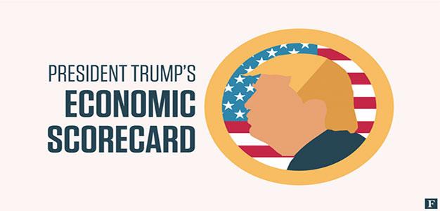 Trump's Economic Scorecard: 18 Months Into His Presidency…