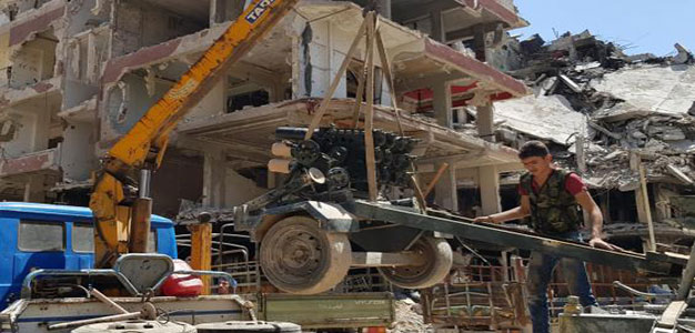 The Search for Truth in the Rubble of Douma – and One Doctor's Definitive Take on the Alleged Chemical Attack by Robert Fisk…