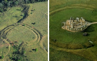 Hundreds of Ancient Earthworks Resembling Stonehenge Found in Amazon Rainforest…